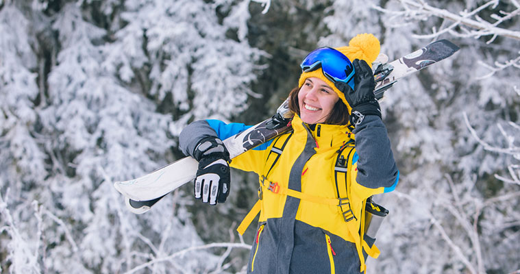 Tips to save your ski equipment until next season